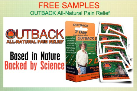 OUTBACK All-Natural Pain Relief