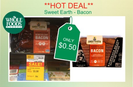 Sweet Earth Bacon coupon deal 2