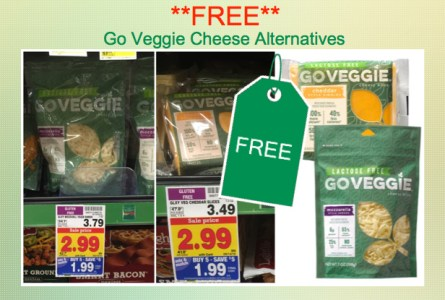 Go Veggie Cheese Alternatives Coupon Deal