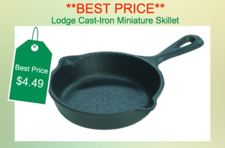 Lodge CastI Iron Miniature Skillet
