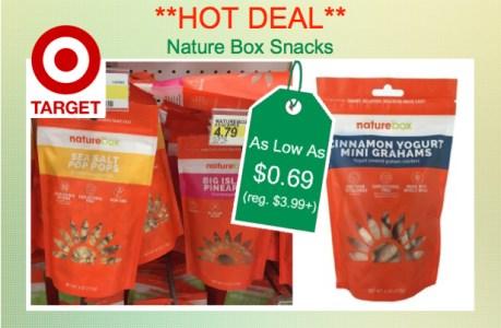 Nature Box Snacks Coupon Deal