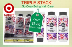 So Cozy Boing Hair Care Coupon Deal