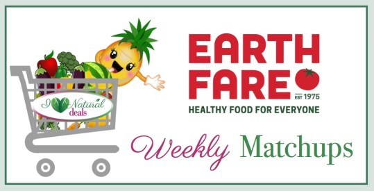 Earth Fare Weekly Matchups Logo