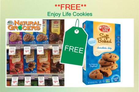 Enjoy Life Cookies coupon deal