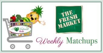 The Fresh Market Weekly Matchups