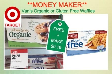 Van's Waffles Coupon Deal