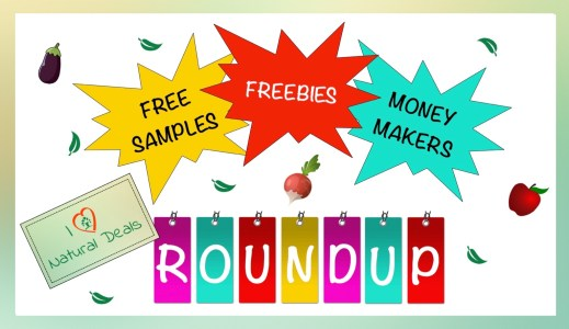 freebies and money maker roundup