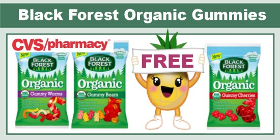 Black Forest Organic Gummies coupon deal