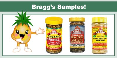 Bragg's Samples