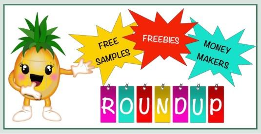Freebies Roundup Logo