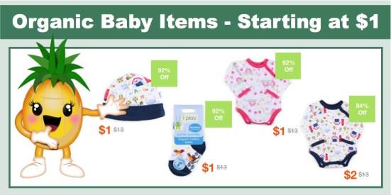 i Play Organic Baby Items