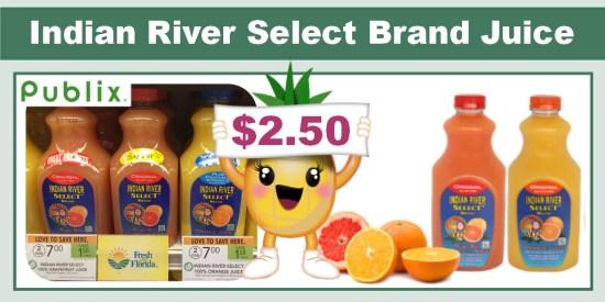Indian River Juice Coupon Deal