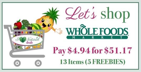 Let's Shop Whole Foods 082116