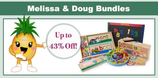 Melissa & Doug Bundles