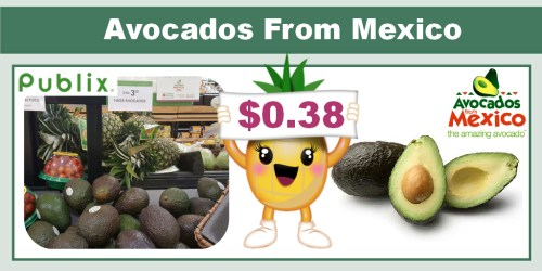 Avocados From Mexico Coupon Deal