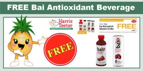FREE Bai Antioxidant Beverage