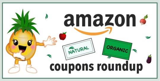 amazon coupon roundup