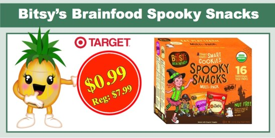 bitsy's brainfood spooky snacks coupon deal