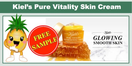 kiehl's pure vitality skin renewing cream