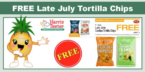 Late July Tortilla Chips Coupon Deal