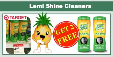 Lemi Shine Cleaners Coupon Deal