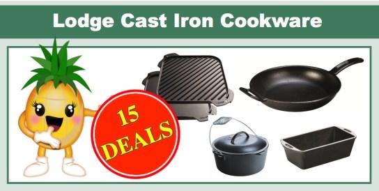 lodge cast iron deales roundup
