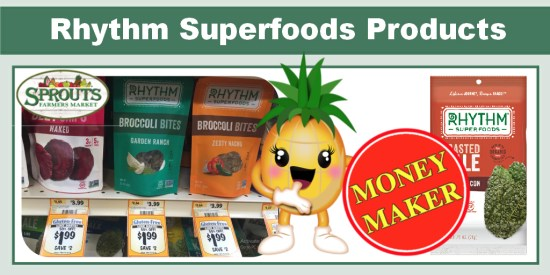 Rhythm Superfoods Products Coupon Deal