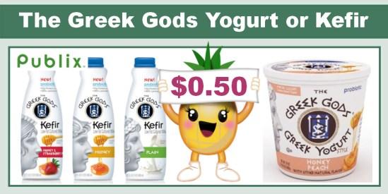 the greek gods yogurt or kefir coupon deal-1