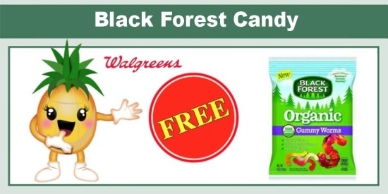 Black Forest Organic Candy Coupon Deal
