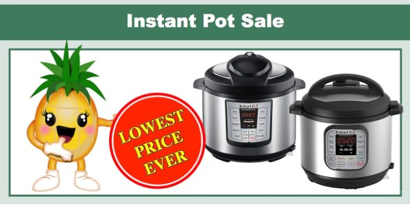 Instant Pot IP-LUX50 and Instant Pot IP-DUO60 7-in-1