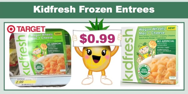 KidFresh Frozen Kids' Meals Coupon Deal