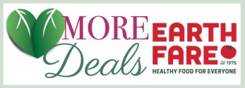 more earth fare deals logo