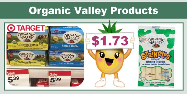 Organic Valley Products Coupon Deal