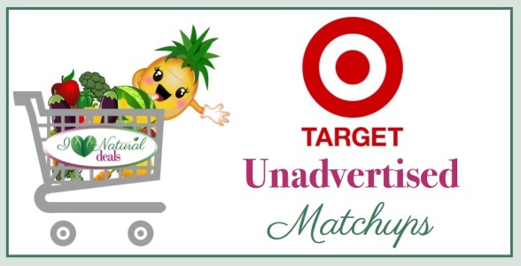 Target Unadvertised Natural and Organic Matchups