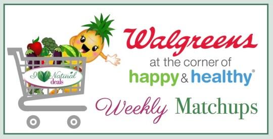 Walgreens Weekly Sale and Coupon Matchups