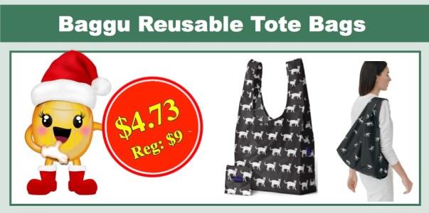 **HOT** Baggu Reusable Tote Bags