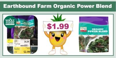 Earthbound Farm Organic Power Blend