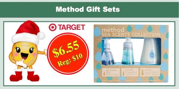 Method Gift Sets