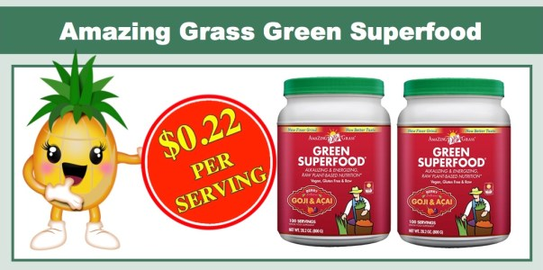 Amazing Grass Green Superfood (100 Servings)