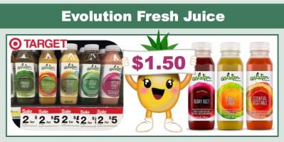 Evolution Fresh Juice Coupon