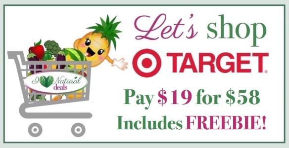 Let's Shop Target 1/14/17