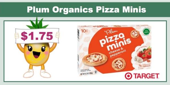 Plum Organics Pizzi Minis Coupon Deal (Pepperoni)
