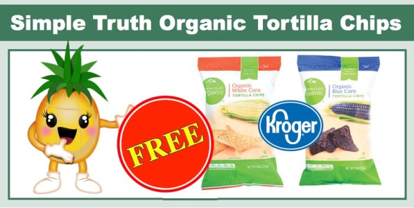Simple Truth Organic Tortilla Chips