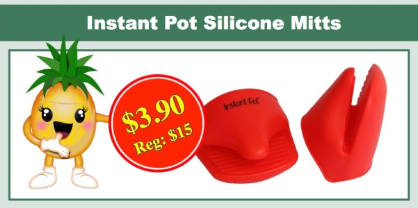 Instant Pot Silicone Mitts