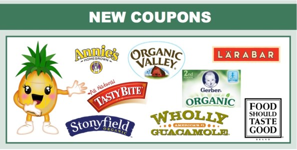 New Organic Coupons 2117