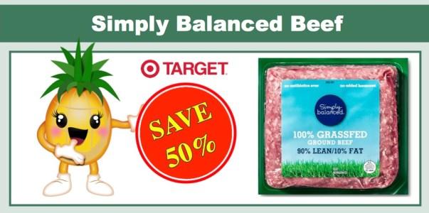 Simply Balanced Beef