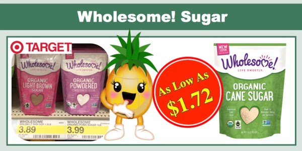 Wholesome! Organic Sugar