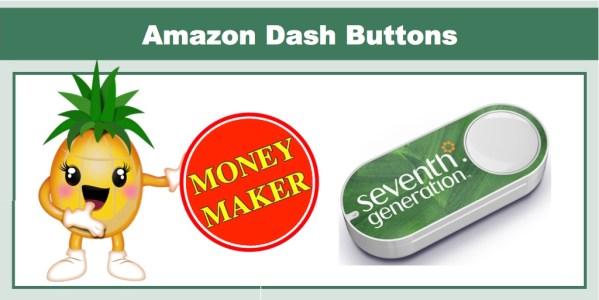 Select Amazon Dash Buttons
