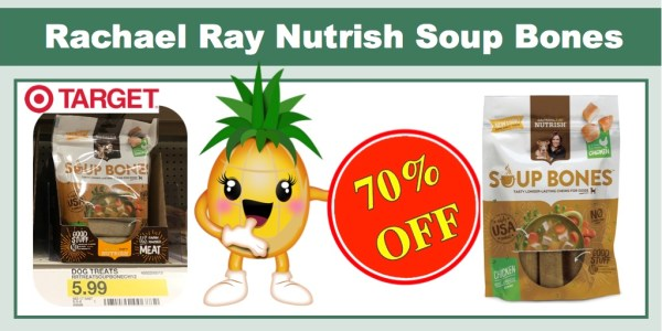 Rachael Ray Nutrish Soup Bones_5_99