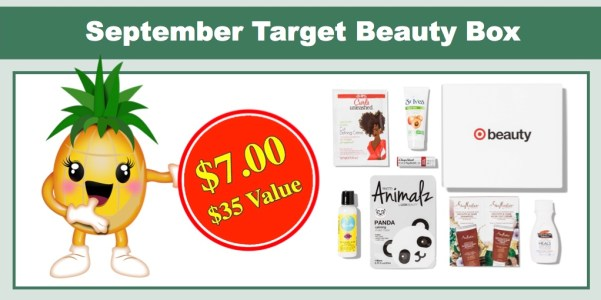 Target Beauty Boxes (2 Available) - ONLY $7 Shipped ($35 Value)!